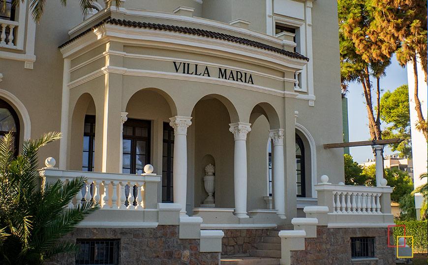 Villa María - Ruta de las Villas en Benicàssim