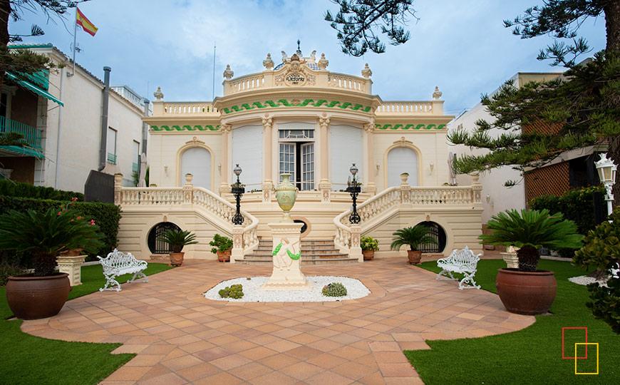 Villa Victoria - Ruta de las Villas en Banicàssim