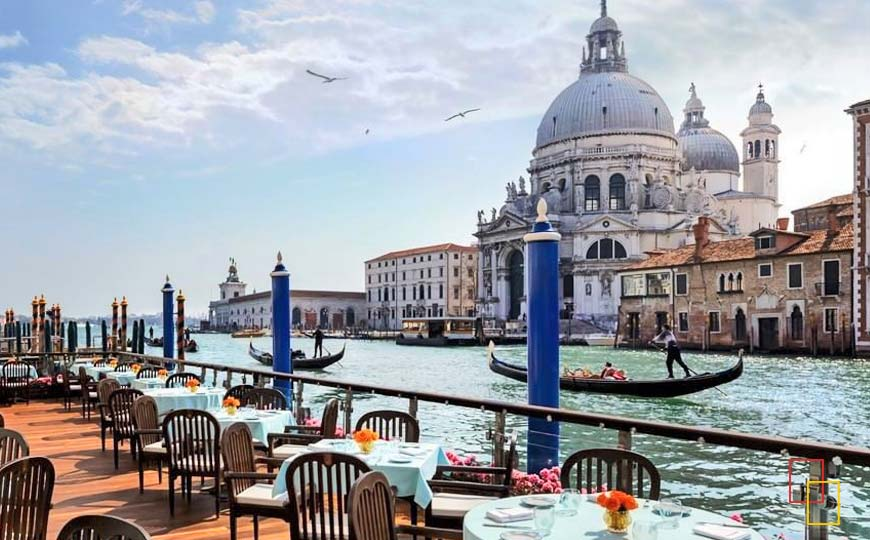 The Gritti Palace  (Venecia - Italia)